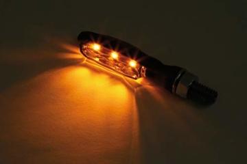 HIGHSIDER HIGHSIDER LED-Blinker SONIC-X1, schwarz - 5