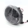 1 stück Schwarz LED Scheinwerfer Für D avidson VRSCA V-Rod Muscle VRod Nacht Rod Special (Schwarz) - 1