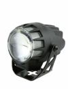 HIGHSIDER LED Motorrad Scheinwerfer Dual-Stream, 45 mm, E-geprüft - 1