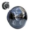 """Locisne 5-3 / 4 """"5.75"""" Runde LED Projektion Daymaker Scheinwerfer für Harley Davidson Kickfaire Motorrad Projektor Lichter 45W 9 LED Birne Scheinwerfer Aluminium Lampe - 1"""
